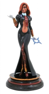 Soška Dawn Executive Goddess - Femme Fatales PVC Statue