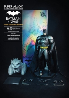Figurka Batman by Jim Lee Event Exclusive Edition - Batman Super Alloy Action Figure 1/6