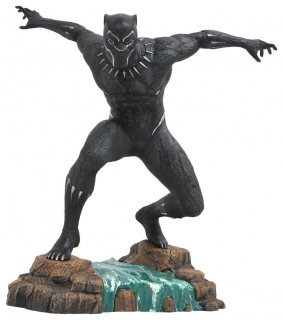 Soška Black Panther - Black Panther Movie Marvel Gallery PVC Statue