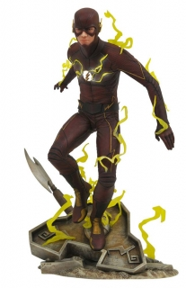 Soška The Flash - The Flash TV Series DC Gallery PVC Statue