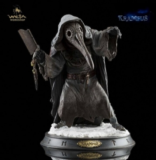 Soška Dark Elf #2 - Krampus Statue 1/6