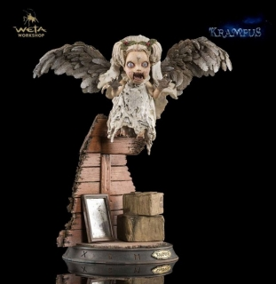 Soška The Cherub - Krampus Statue 1/6