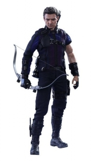 Figurka Hawkeye - Captain America Civil War Movie Masterpiece Action Figure 1/6