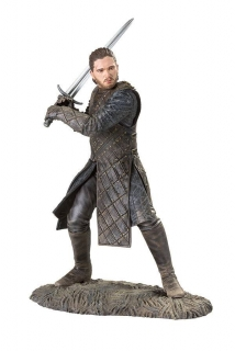 Figurka Jon Snow Battle of the Bastards - Game of Thrones PVC Statue