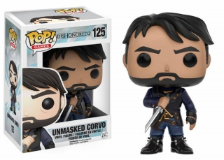 Figurka Corvo Unmasked - Dishonored POP! Games Vinyl Figure