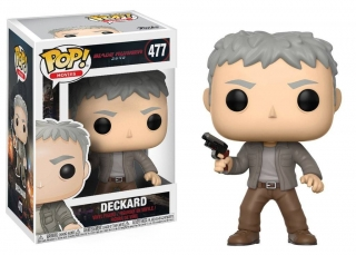 Figurka Deckard - Blade Runner 2049 POP! Movies Vinyl Figure