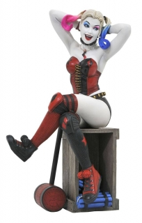 Soška Suicide Squad Harley Quinn - DC Gallery PVC Statue