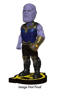 Figurka Thanos - Avengers Infinity War Head Knocker Bobble-Head
