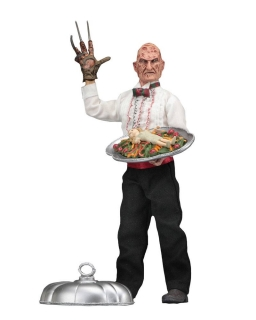 Figurka Chef Freddy - A Nightmare on Elm Street 5 Retro Action Figure