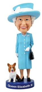 Figurka Queen Elizabeth II Bobble-Head