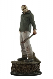 Soška Jason Voorhees Legend of Crystal Lake - Friday the 13th Premium Format Figure 1/4