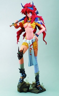 Figurka Oni-Musume She Devil - Mon-Sieur Bome Collection vol.1