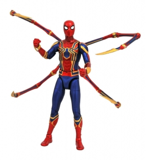 Figurka Iron Spider-Man - Avengers Infinity War Marvel Select Action Figure