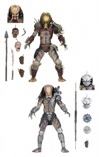 Figurky Ultimate Bad Blood & Enforcer Predator Action Figure 2-Pack