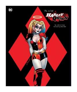 Kniha DC Comics Art Book The Art of Harley Quinn