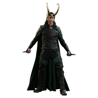 Figurka Loki - Thor Ragnarok Movie Masterpiece Action Figure 1/6