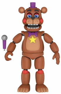 Figurka Rockstar Freddy - Five Nights at Freddy's Pizza Simulator Action Figure