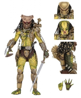 Figurka Ultimate Elder: The Golden Angel - Predator 1718 Action Figure