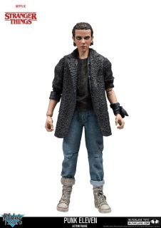 Figurka Punk Eleven - Stranger Things Action Figure