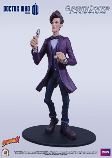 Figurka 11th Doctor - Doctor Who Dynamix Vinyl Figure