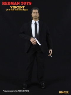 Figurka Vincent Vega - Pulp Fiction (1994) - 1/6 Movie Action Figure