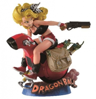 Figurka Launch Special Color Version - Dragon Ball: Scultures Figure
