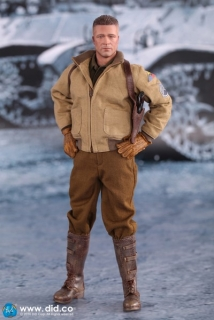 Figurka SSGT Donald (Brad Pitt) - 2nd Armored Division Hell On Wheels 1/6 Action Figure