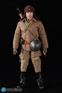 Figurka Sergeant Koulikov (Ron Perlman) - Battle of Stalingrad 1942 1/6 Action Figure