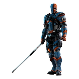 Figurka Deathstroke - Batman Arkham Origins Videogame Masterpiece Action Figure 1/6