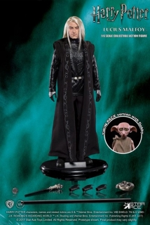 Figurky Lucius Malfoy & Dobby - Harry Potter MFM Action Figure 2-Pack 1/6