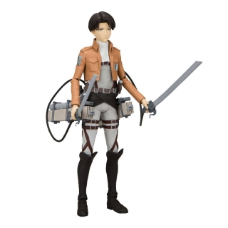 Figurka Levi Ackerman - Attack on Titan Color Tops Action Figure