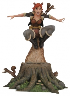 Soška Squirrel Girl - Marvel Comic Gallery PVC Statue