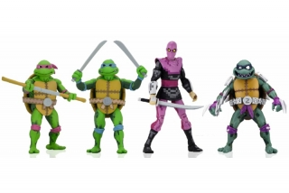 Figurky Teenage Mutant Ninja Turtles: Turtles in Time Action Figures Series 1