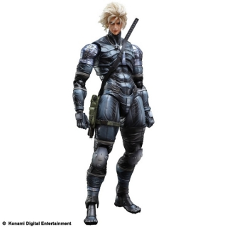 Figurka Raiden - Metal Gear Solid 2 Sons of Liberty Play Arts Kai Action Figure