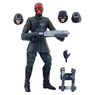 Figurka Red Skull - Captain America: The First Avenger Marvel Legends Series Action Figure