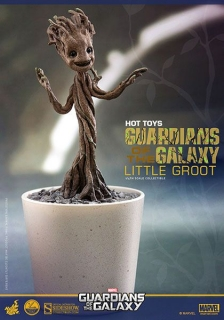 Figurka Little Groot - Guardians of the Galaxy QS Series Action Figure 1/4