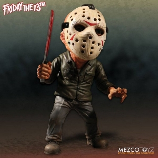 Figurka Jason - Friday the 13th Deluxe Stylized Roto Figure