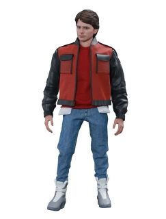 Figurka Marty McFly - Back to the Future II Movie Masterpiece Action Figure 1/6