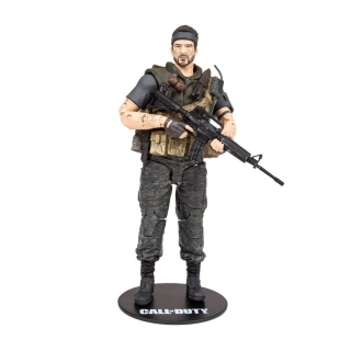 Figurka Frank Woods - Call of Duty: Black Ops 4 Action Figure