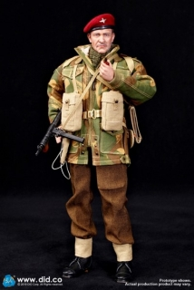 Figurka Commander Roy - WWII British 1st Airborne Division Red Devil 1/6 Action Figure