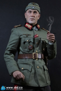 Figurka Drud - WWII German Communications 2 WH Major General 1/6 Action Figure