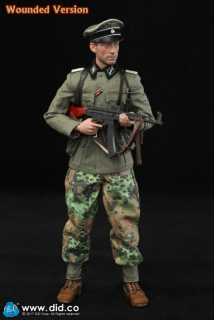 Figurka Rainer (Wounded Version) - 12th SS-Panzer Division Hitlerjugend 1/6 Action Figure