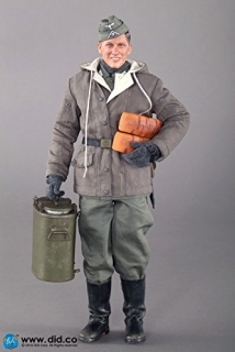 Figurka Bastian - WWII German Army Supply Duty 1/6 Action Figure
