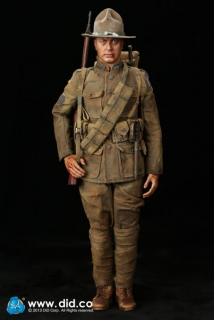 Figurka Buck Jones (Special Edition) - American Infantryman Of Expeditionary Force 1917 1/6 Action Figure