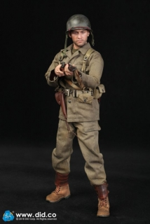 Figurka Captain Sam - WWII US Army 77th Infantry Division 1/6 Action Figure
