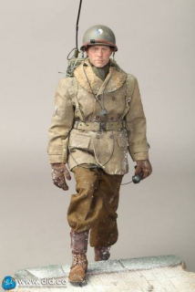 Figurka Paul - 29th Infantry Division Radio Operator 1/6 Action Figure