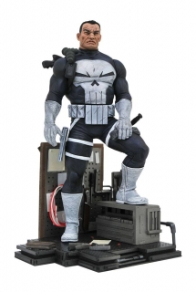 Soška The Punisher - Marvel Comic Gallery PVC Diorama