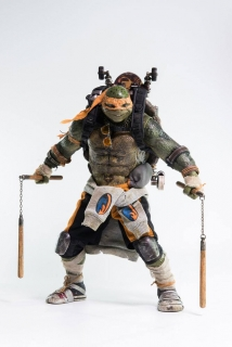Figurka Michelangelo - Teenage Mutant Ninja Turtles Out of the Shadows Action Figure 1/6
