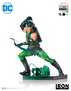 Soška Green Arrow by Ivan Reis - DC Comics BDS Art Scale Statue 1/10