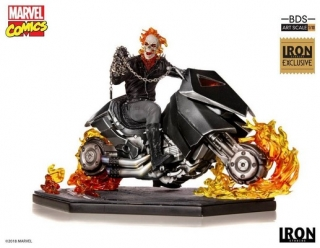 Soška Ghost Rider CCXP 2019 Exclusive - Marvel Comics Statue 1/10